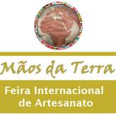 Feira internacional de artesanato Mãos da Terra em Itajaí (SC)