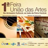 1ª Feira União das Artes em Campo Grande (MS)