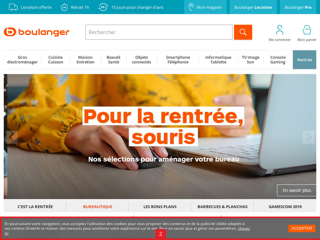 Why Boulanger Com Scored 6 5 10 For Its Signup Effectiveness