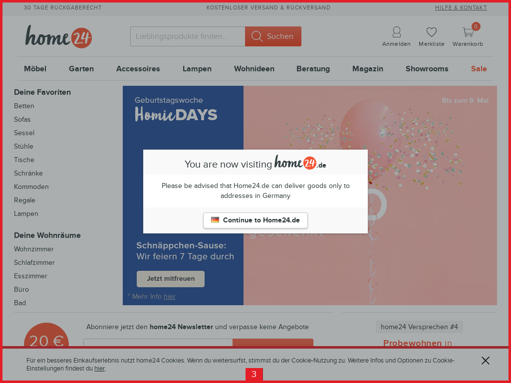 Why Home24de Scored 5210 For Its Signup Effectiveness