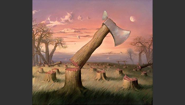 5 pintores surrealistas - 2