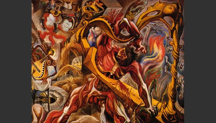 5 pintores surrealistas - 5