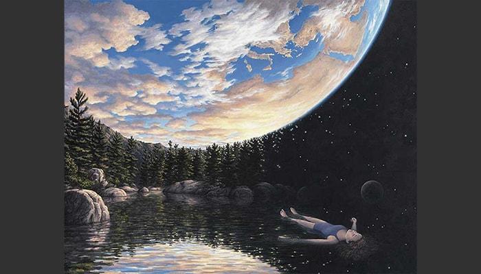 5 pintores surrealistas - 7