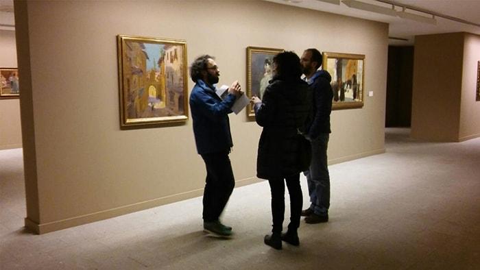 Como observar una pintura - 1