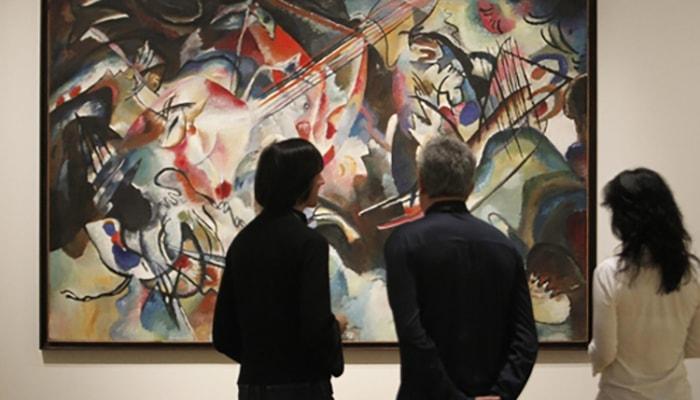 Como observar una pintura - 3