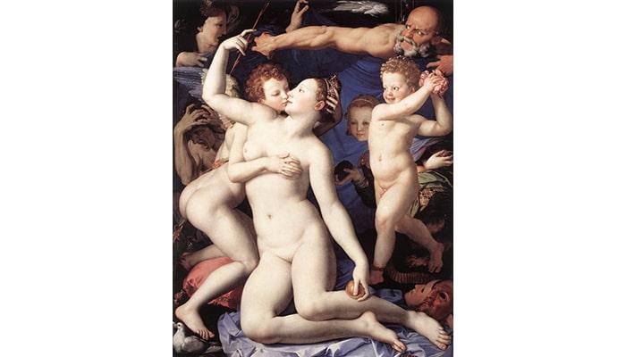 Explicaciones de cuadros famosos: Alegoría del triunfo de Venus y Guernica - 1