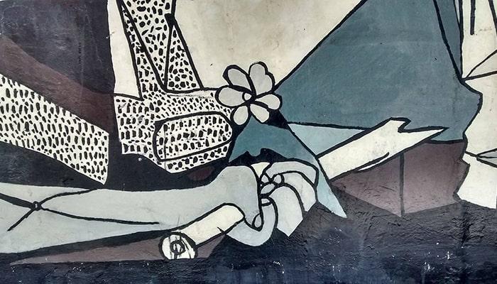Explicaciones de cuadros famosos: Alegoría del triunfo de Venus y Guernica - 5
