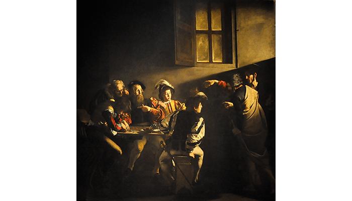 Explicaciones de cuadros famosos: La vocación de San Mateo y El aquelarre - 2