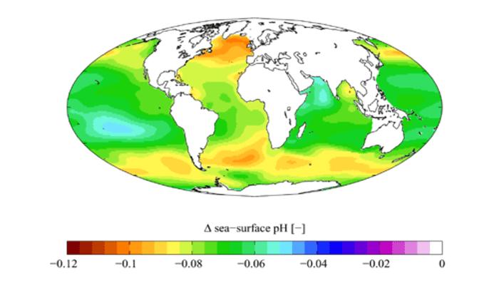 Acidificación de los océanos - 3