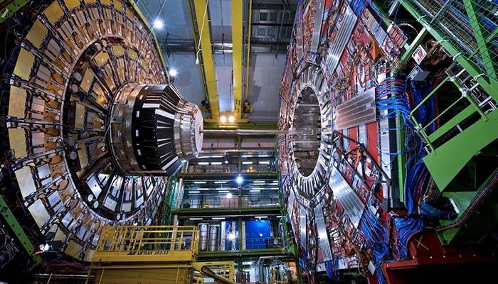 Bosón de Higgs o la partícula de Dios - 5
