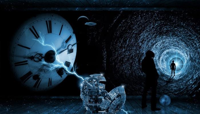 La Paradoja del abuelo - Viajes en el tiempo - 4