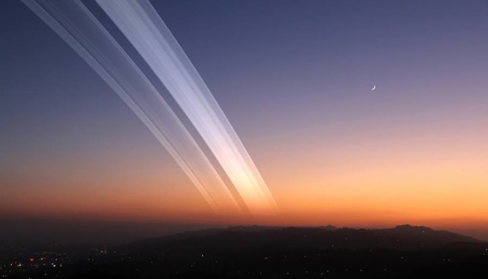 ¿Por qué la Tierra no tiene anillo? - 4