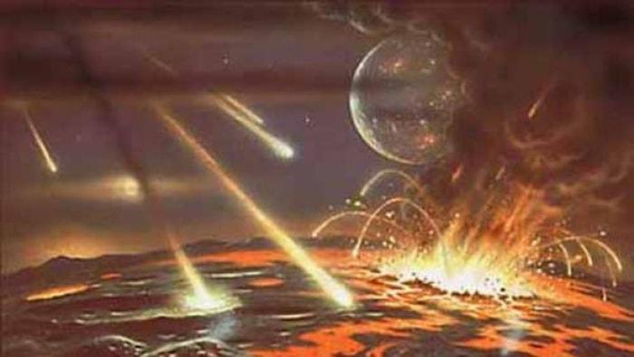 Teorías del origen de la vida - 3