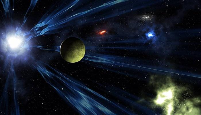 Energía y materia oscura - 2