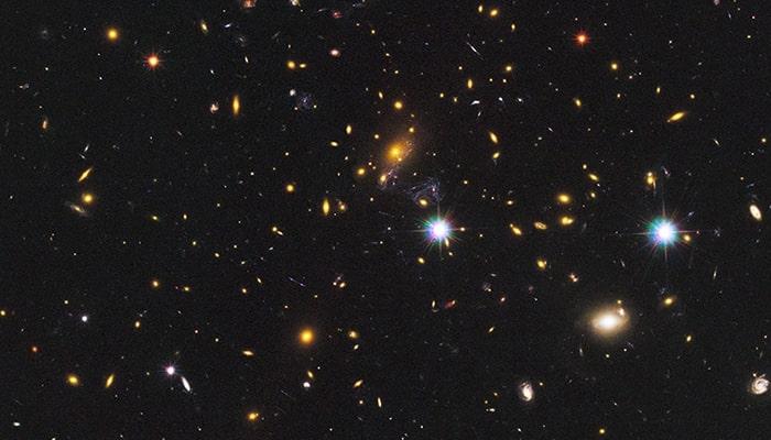 Energía y materia oscura - 3