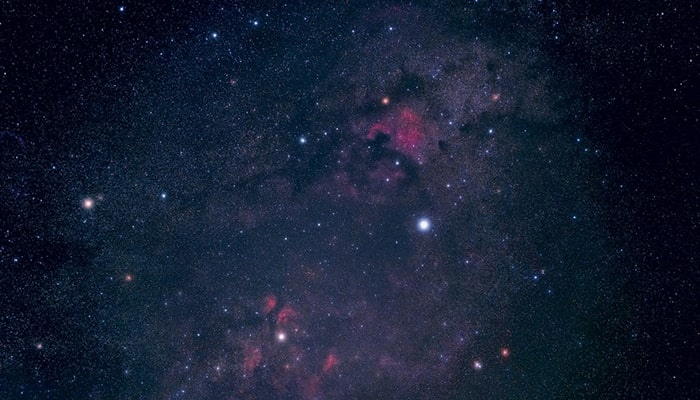 Energía y materia oscura - 4