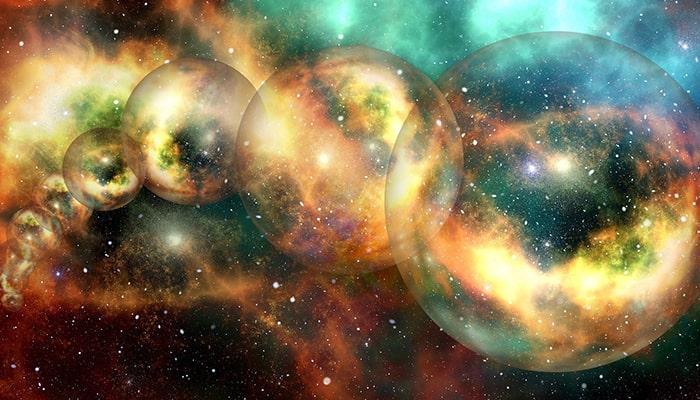La teoría de los multiversos - 7