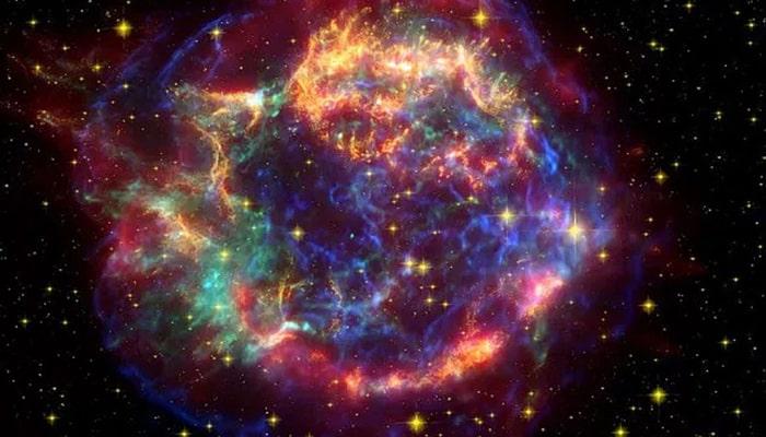 La vida de una estrella: como nacen, evolucionan y mueren - 3