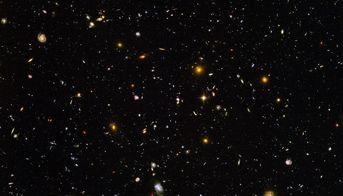 Teoría del Big Bang: El origen del Universo - 3