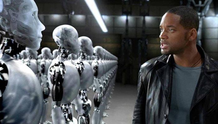 6 películas de androides - 1