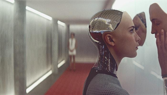6 películas de androides - 2