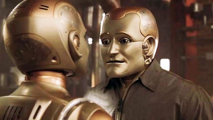 6 películas de androides - 6