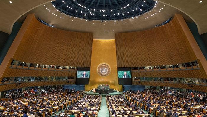 24 de octubre, Día internacional de las Naciones Unidas - 2
