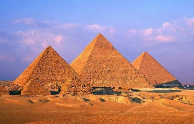 Las 7 maravillas del mundo antiguo - 2