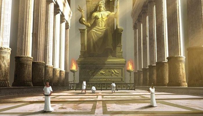 Las 7 maravillas del mundo antiguo - 4