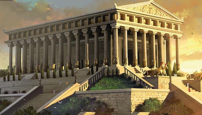 Las 7 maravillas del mundo antiguo - 6