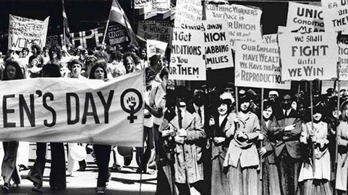 Como surgió el día internacional de las mujeres - 2