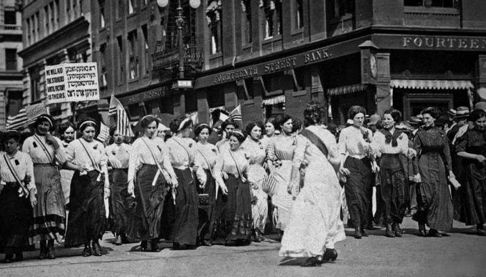 Como surgió el día internacional de las mujeres - 4