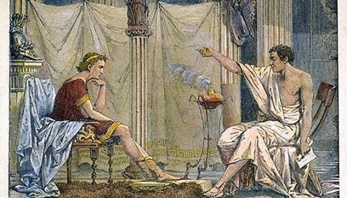 Contribuciones de Aristóteles - 4