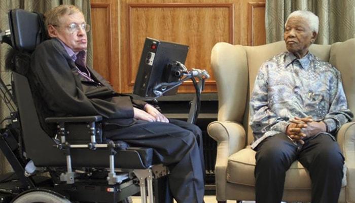 Diversas curiosidades de Stephen Hawking - 2