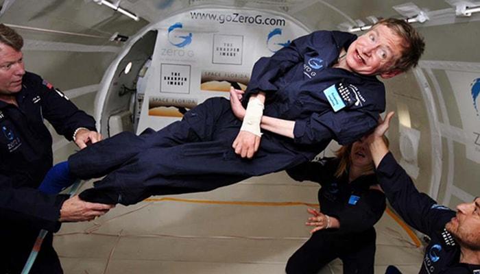 Diversas curiosidades de Stephen Hawking - 3