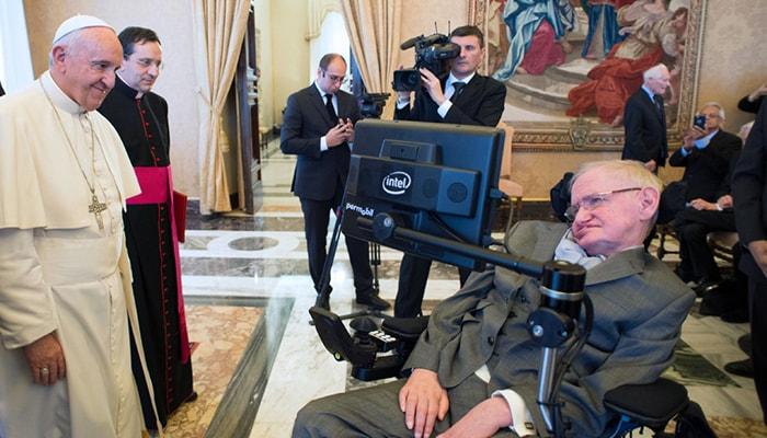 Diversas curiosidades de Stephen Hawking - 6