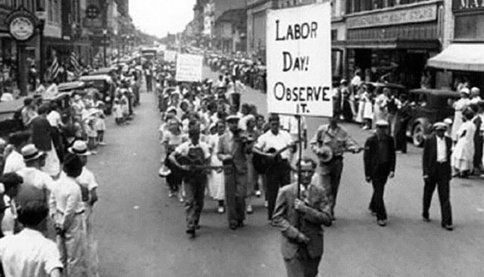 Día internacional del trabajador - 3