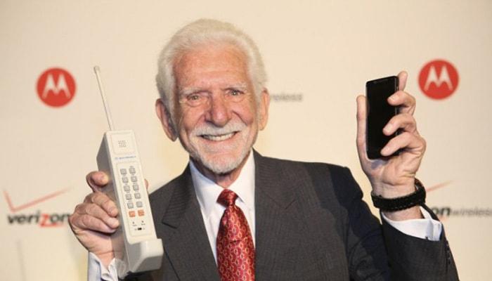 Martin Cooper, el padre de la Telefonía Celular - 6