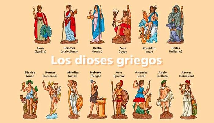 Mitología griega - 6