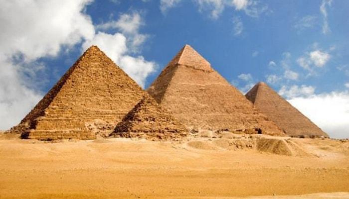 Pirámides de Egipto: Construcción y propósito - 1