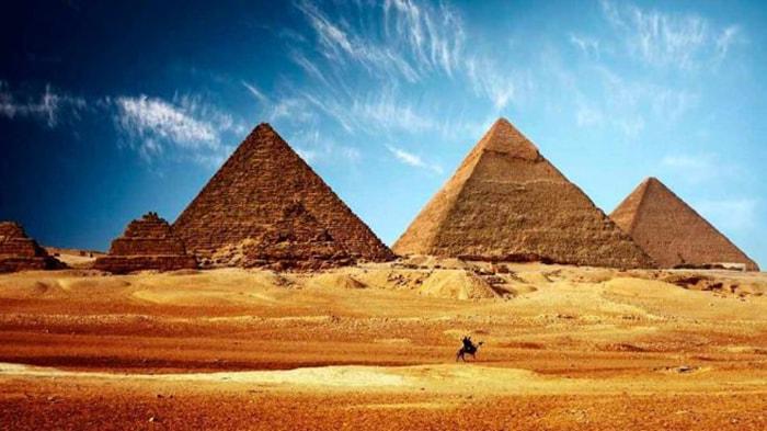 Pirámides de Egipto: Construcción y propósito - 2