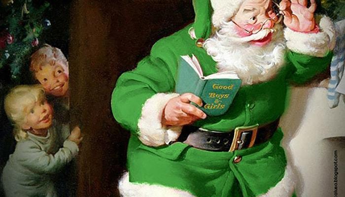 La verdadera historia de Santa Claus - 7