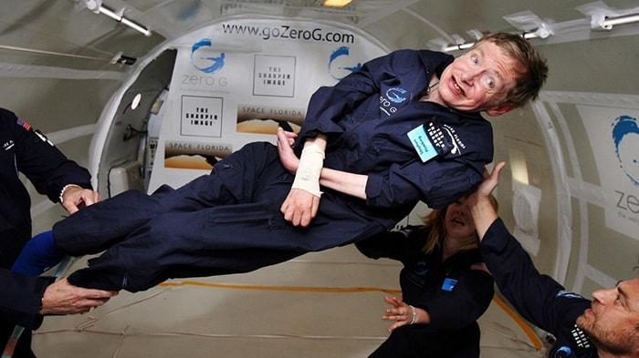Una gran pérdida para la ciencia: Stephen Hawking - 3