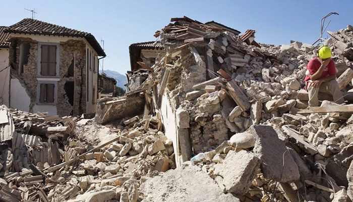 ¿Cómo actuar en caso de un terremoto? - 1