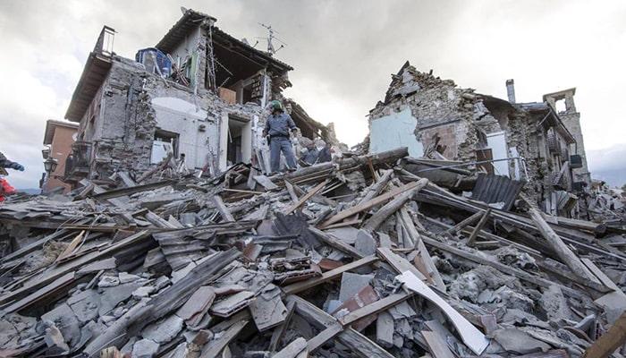 ¿Cómo actuar en caso de un terremoto? - 4