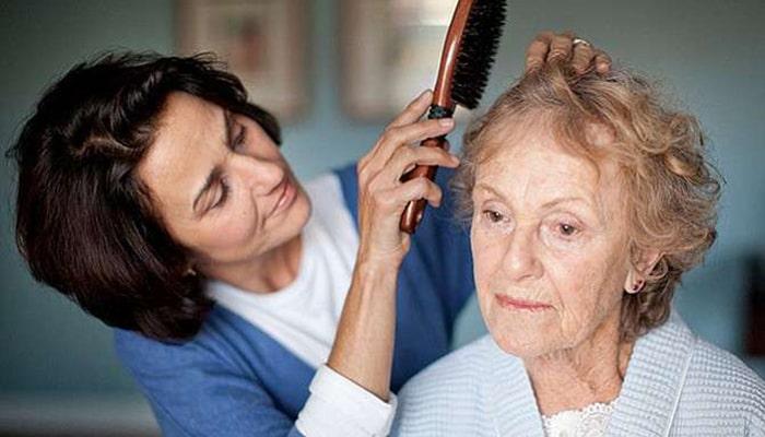 Mal de Alzheimer - 4