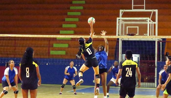 El voleibol - 1