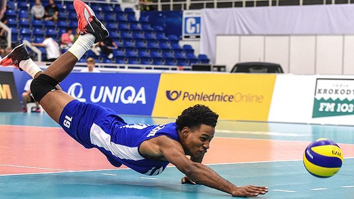 El voleibol - 3