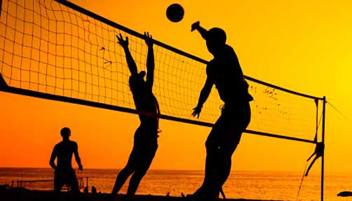 El voleibol - 4