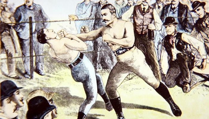 El boxeo - 5